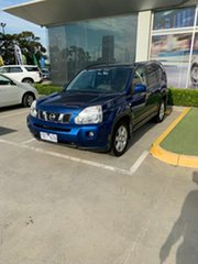 2010 Nissan X-Trail T31 MY10 ST-L Blue 1 Speed Constant Variable Wagon.