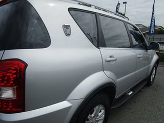 2014 Ssangyong Rexton Y285 II MY14 SX Silver 5 Speed Sports Automatic Wagon