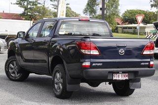 2017 Mazda BT-50 UR0YG1 XT Blue 6 Speed Sports Automatic Utility.