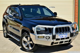 2014 Jeep Grand Cherokee LIMITED Black Wagon.