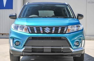 2021 Suzuki Vitara LY Series II 2WD Turquo & Black (2T) 6 Speed Sports Automatic Wagon.