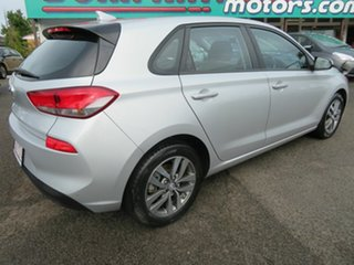 2018 Hyundai i30 PD MY18 Active Silver 6 Speed Manual Hatchback