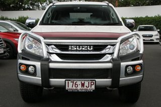2016 Isuzu MU-X MY15 LS-T Rev-Tronic 4x2 White 5 Speed Sports Automatic Wagon