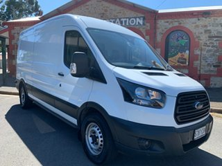 2019 Ford Transit VO 2019.75MY 350L (Mid Roof) Frozen White 6 Speed Automatic Van.