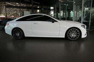 2017 Mercedes-Benz E-Class C238 E300 9G-Tronic PLUS White 9 Speed Sports Automatic Coupe