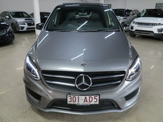 2017 Mercedes-Benz B-Class W246 807MY B250 DCT 4MATIC Grey 7 Speed Sports Automatic Dual Clutch