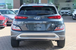 2020 Hyundai Kona Os.v4 MY21 Highlander 2WD Atlas White 8 Speed Constant Variable Wagon