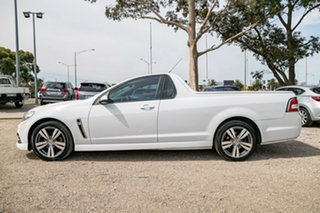 2015 Holden Commodore VF MY15 SV6 Sportwagon White 6 Speed Sports Automatic Wagon