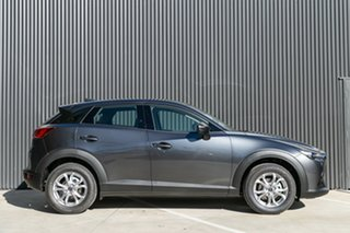 2021 Mazda CX-3 CX-3 F 6AUTO MAXX SPORT PETROL FWD Machine Grey Wagon.