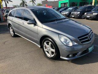 2010 Mercedes-Benz R 251 MY10 350 CDI Luxury (AWD) Silver 7 Speed Automatic G-Tronic Wagon.