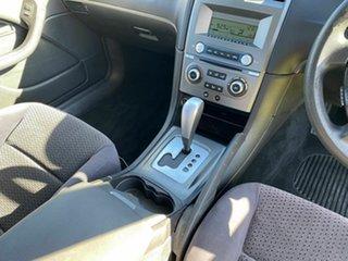 2005 Ford Falcon BA MkII XT Silver 4 Speed Auto Seq Sportshift Sedan