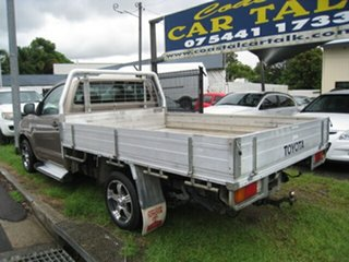 2008 Toyota Hilux TGN16R 07 Upgrade Workmate Gold 5 Speed Manual Cab Chassis