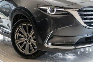 2021 Mazda CX-9 TC Azami LE SKYACTIV-Drive i-ACTIV AWD Machine Grey 6 Speed Sports Automatic Wagon.