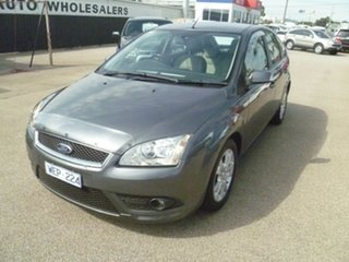 2007 Ford Focus LT Ghia Grey 4 Speed Sports Automatic Hatchback