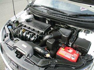 2010 Kia Cerato TD MY10 Koup White 4 Speed Sports Automatic Coupe