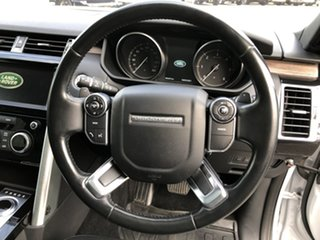 2017 Land Rover Discovery MY17 HSE Luxury White 8 Speed Automatic Wagon