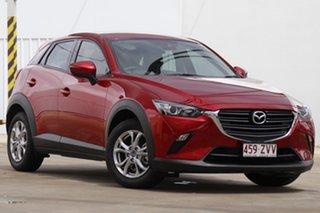 2020 Mazda CX-3 DK2W7A Maxx SKYACTIV-Drive FWD Sport Soul Red 6 Speed Sports Automatic Wagon.