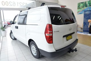 2013 Hyundai iLOAD TQ2-V MY13 White 6 Speed Manual Van.