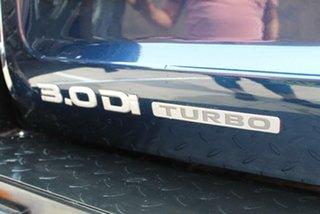 2001 Nissan Patrol GU II ST (4x4) Blue 5 Speed Manual 4x4 Wagon