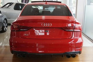 2018 Audi S3 8V MY18 Limited Edition S Tronic Quattro Red 7 Speed Sports Automatic Dual Clutch Sedan