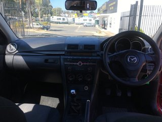 2005 Mazda 3 BK10F1 Maxx 5 Speed Manual Sedan