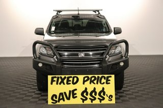 2017 Holden Colorado RG MY17 LS Pickup Crew Cab Grey 6 speed Automatic Utility.