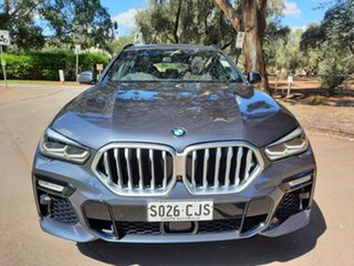 2019 BMW X6 G06 xDrive30d Coupe Steptronic M Sport Grey 8 Speed Sports Automatic Wagon.