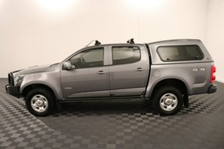 2017 Holden Colorado RG MY17 LS Pickup Crew Cab Grey 6 speed Automatic Utility