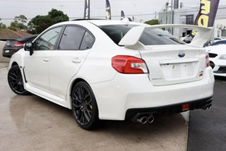 2017 Subaru WRX V1 MY18 STI AWD spec.R Crystal White Pearl 6 Speed Manual Sedan