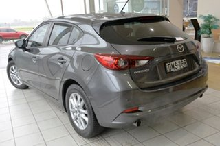 2017 Mazda 3 BN5478 Maxx SKYACTIV-Drive Grey 6 Speed Sports Automatic Hatchback.