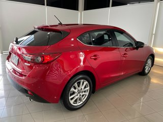 2015 Mazda 3 BM5478 Touring SKYACTIV-Drive Red 6 Speed Sports Automatic Hatchback.