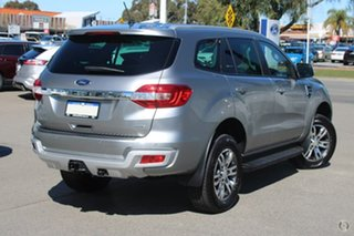 2019 Ford Everest UA II 2019.75MY Trend Silver 10 Speed Sports Automatic SUV