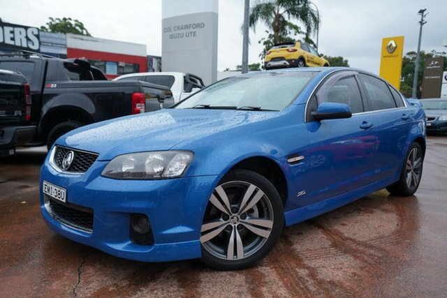 Used Holden Commodore VE II MY12.5 SV6 Z-Series Brookvale, 2012 Holden Commodore VE II MY12.5 SV6 Z-Series Blue 6 Speed Automatic Sedan