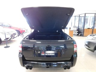 2009 Holden Ute VE MY09.5 SS Black 6 Speed Manual Utility