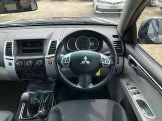 2010 Mitsubishi Challenger PB (KH) MY11 LS Grey 5 Speed Manual Wagon