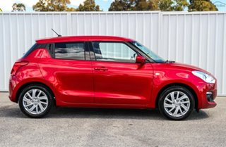 2021 Suzuki Swift AZ Series II GL Navigator Plus Burning Red 1 Speed Constant Variable Hatchback.