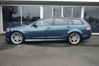 2010 Holden Commodore VE MY10 SS V Sportwagon Karma Blue 6 Speed Sports Automatic Wagon