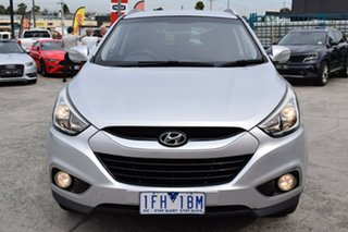 2015 Hyundai ix35 LM3 MY15 SE Billet Silver 6 Speed Sports Automatic Wagon.