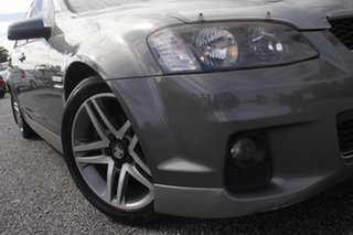 2012 Holden Commodore VE II MY12 SV6 Grey 6 Speed Sports Automatic Sedan.