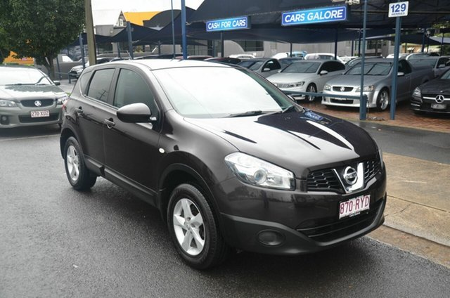 Used Nissan Dualis J10 Series II ST (4x2) Toowoomba, 2011 Nissan Dualis J10 Series II ST (4x2) Grey 6 Speed Manual Wagon