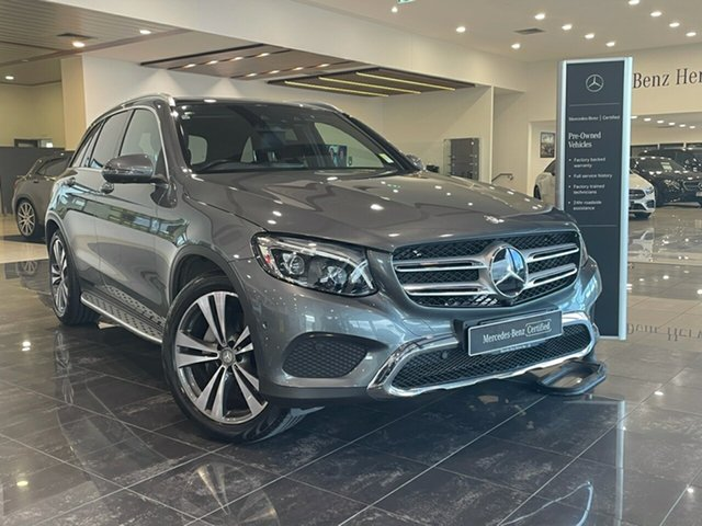 Used Mercedes-Benz GLC-Class X253 GLC250 d 9G-Tronic 4MATIC Hervey Bay, 2015 Mercedes-Benz GLC-Class X253 GLC250 d 9G-Tronic 4MATIC Silver 9 Speed Sports Automatic Wagon
