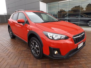 2018 Subaru XV G5X MY18 2.0i Lineartronic AWD Pure Red 7 Speed Constant Variable Wagon.
