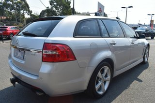 2016 Holden Commodore VF II MY16 SV6 Sportwagon Billet Silver 6 Speed Sports Automatic Wagon