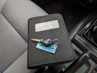 2012 Isuzu D-MAX MY11 SX White 5 Speed Manual Utility