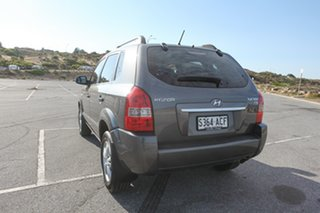 2009 Hyundai Tucson JM MY09 City SX Grey 4 Speed Sports Automatic Wagon