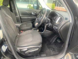 2016 Jeep Renegade BU MY16 75th Anniversary DDCT Black 6 Speed Sports Automatic Dual Clutch