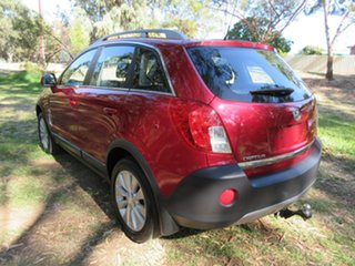 2015 Holden Captiva CG MY15 5 LT Red 6 Speed Sports Automatic Wagon