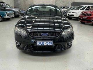 2010 Ford Falcon FG XR6 Turbo Ute Super Cab 50th Anniversary Black 6 Speed Sports Automatic Utility.