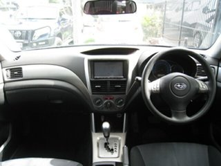 2008 Subaru Forester MY08 X Blue 4 Speed Auto Elec Sportshift Wagon