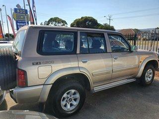 1998 Nissan Patrol GU TI Gold 4 Speed Automatic Wagon